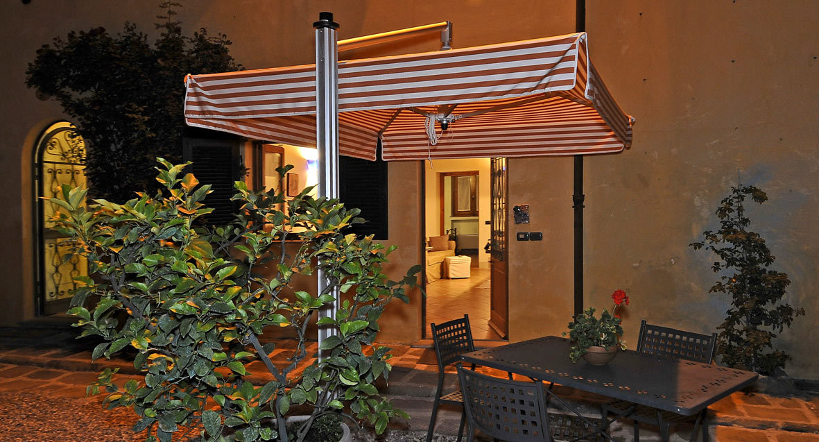 Bed and Breakfast in agriturismo
