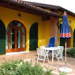 Vakantiehuizen 10 met gedeeld zwembad Veneto